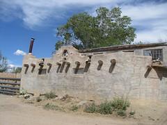 """2011 - Cerrillos (Los Cerrillos), New Mexico - a """"living"""" Ghost Town"""
