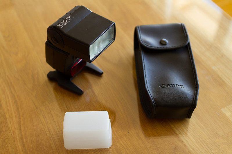 C07151 Canon Speedlite 420EX