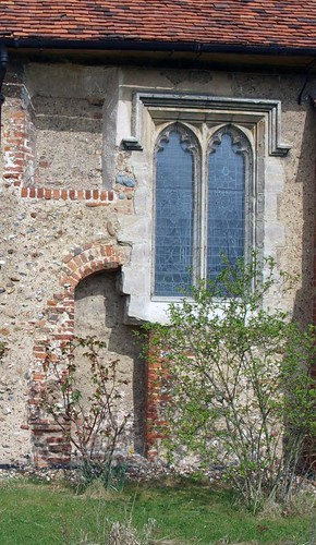 Norman door & window