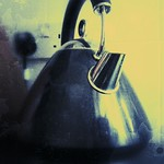 Day 117 of Project 365: The Kettle and I