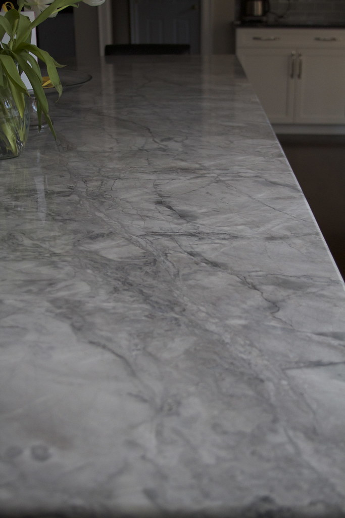 Marble Look Quartz Countertops : Quartz substitute for marble
