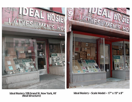 Ideal Hosiery - side by side comp.