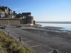 Low Tide at Mont St-Michel