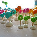 Party Birds, Cake Toppers by Robert Mahar