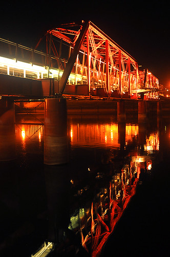 Day 275 - Red Bridge