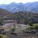 Dry fields - Campos de agricultura secos; entre San Luis Atolotitlán y Caltepec, Puebla, Mexico por Lon&Queta