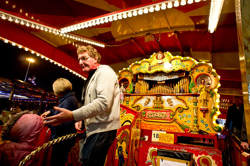 Nottingham Goose Fair 2011