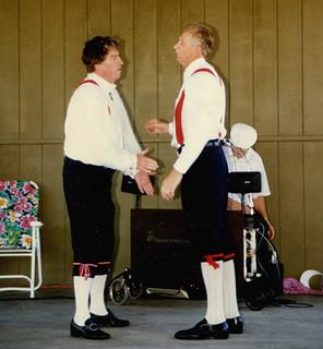"Osprey - ""Ox Dance"" at Scandinavian Picnic (1996)"