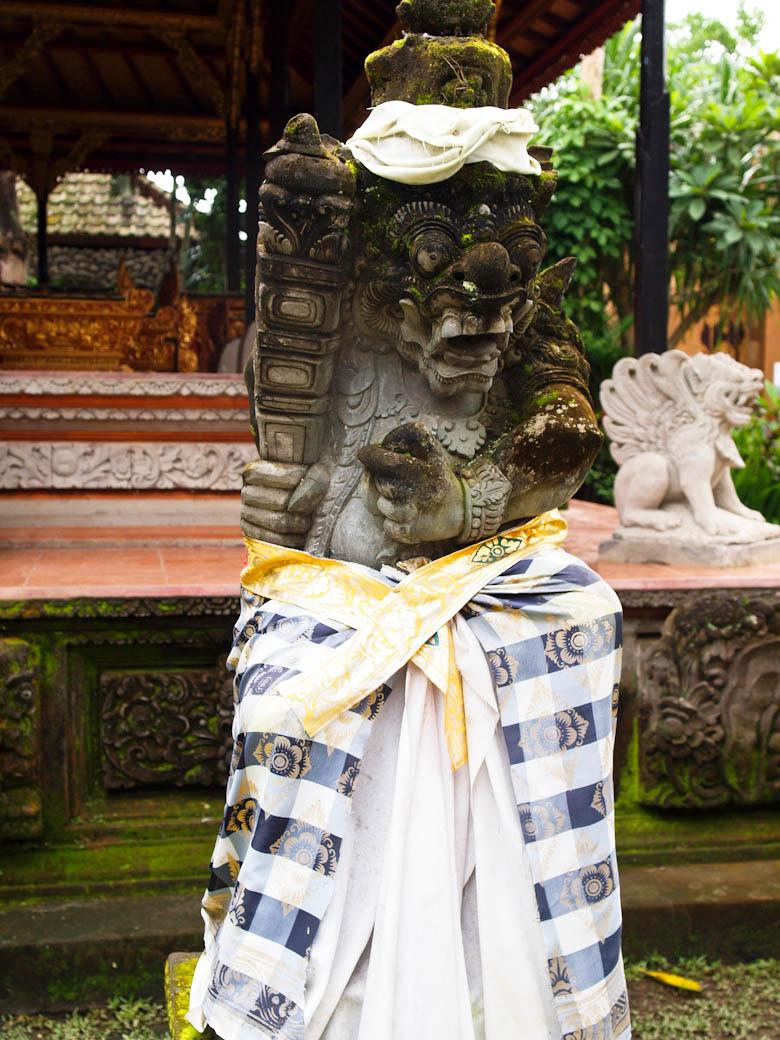 Bali - Statue