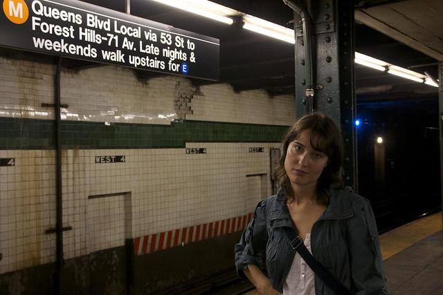 0881 - En el metro
