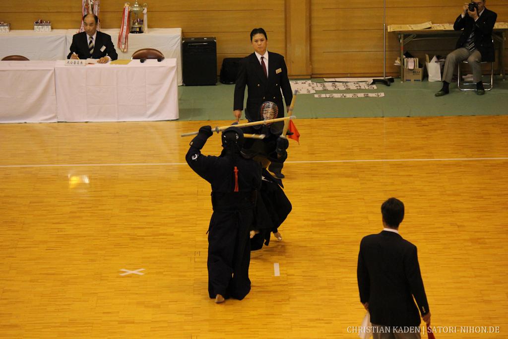 Kendo, Kyoto Einzel- und Teammeisterschaft-5