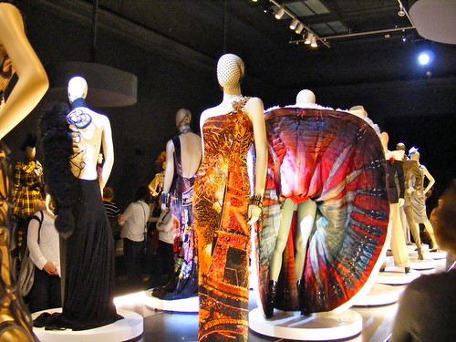 Jean Paul Gaultier Exhibit in Montreal