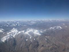 Flight from Leh to Delhi