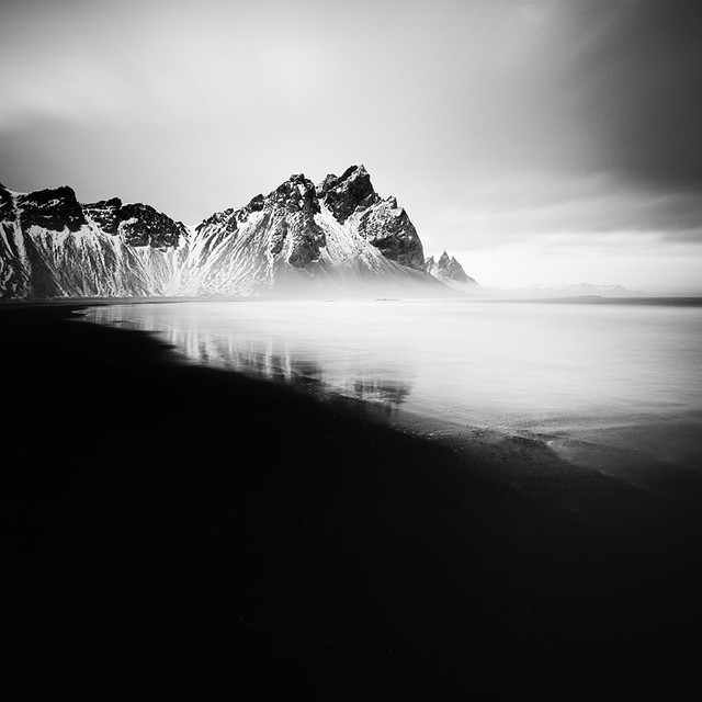 Vestrahorn II - Iceland - Feel the Music in Photography