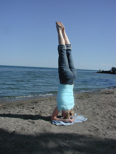 Supported Headstand - Salamba Sirsasana