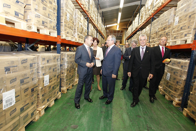 Inauguraci n de las nuevas instalaciones del banco de alimentos de las palmas flickr photo - Banco de alimentos de las palmas ...