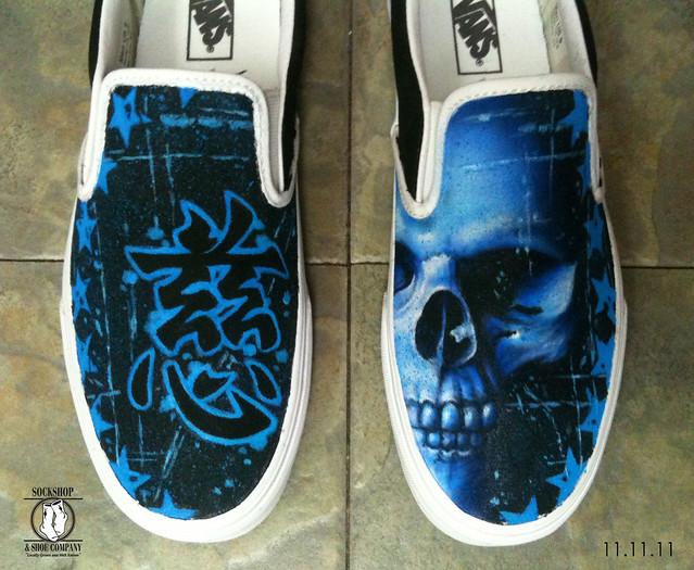 Vans Sklate Shoes