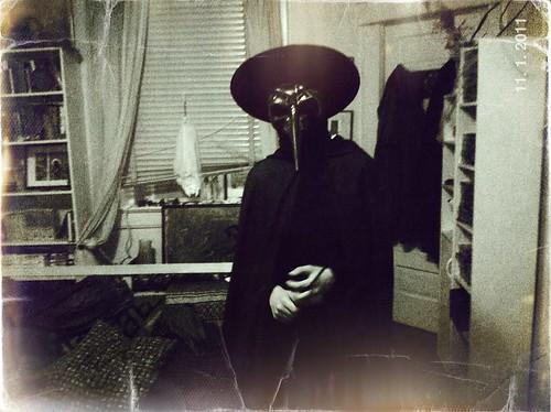 The Plague Doctor - H.o.p. Halloween 2011 by Juli Kearns (Idyllopus)