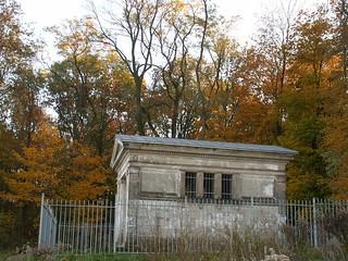 Mausoleum der Familie Kap - Herr auf dem Krähenhügel in Dresden Lockwitz 053