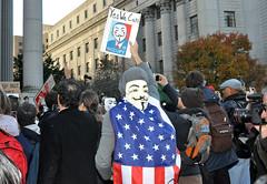 Occupy Wall St Nov 5
