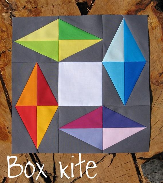 Modern Blocks - Box Kite