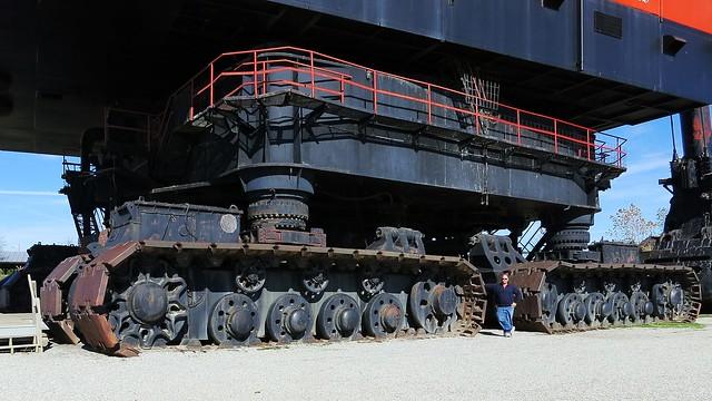 R2d2 360 View Big Brutus' Tracks | I...
