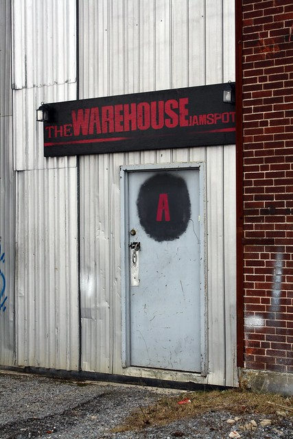 The Warehouse Jamspot
