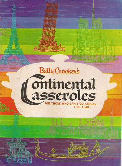 Betty Crocker's Continental Casseroles front