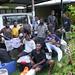 Výzkumná biologická stanice na Papui-Nové Guineji, sběrači hmyzu, foto: Vojtěch Novotný