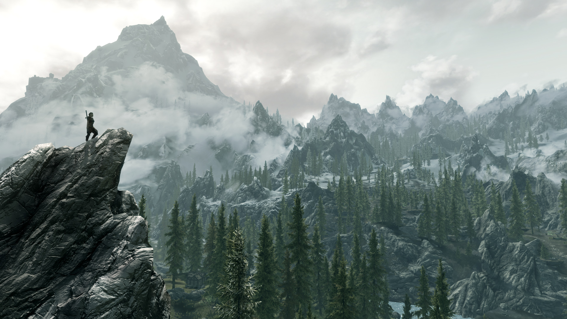 Skyrim wallpaper 1080p peasant miscers with small screens stay out forums - Wallpaper 1080p for pc ...