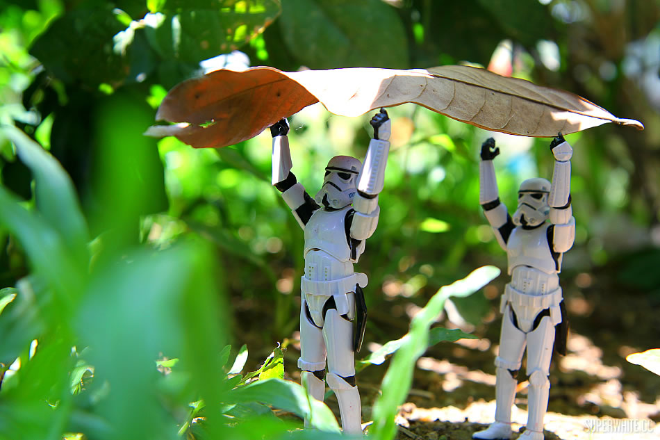 The Everyday Life of Stormtroopers