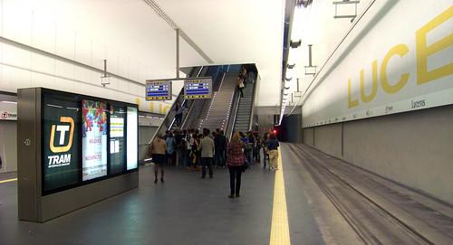 Estación de Luceros en Alicante