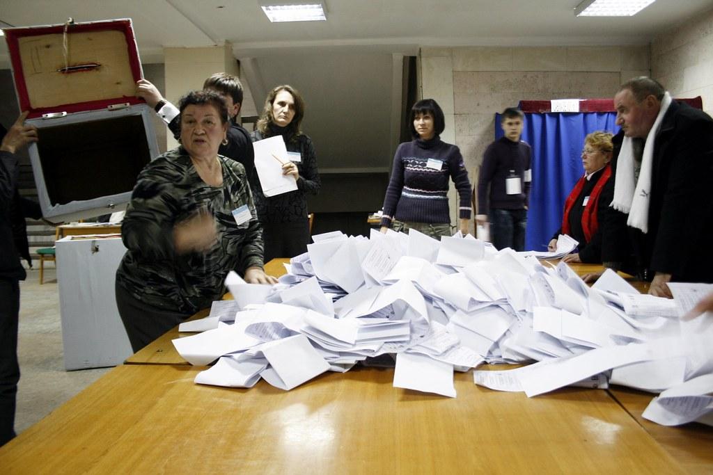 A kto powiedział, że wybory 2014 NIE BYŁY sfałszowane?