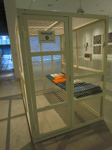 Tomasz Bajer: Minimalism of Guantanamo