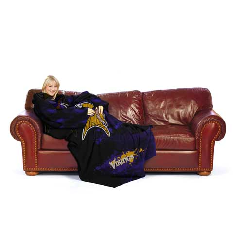 Minnesota Vikings Huddler Blanket