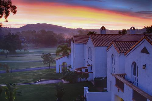 california ca beautiful sunrise golf happiness resort workshop enlightenment carlsbad affluence empowerment lacosta deepakchopra chopracenter synchrodestiny