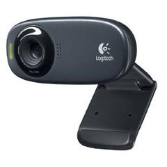 Logitech 720P Webcam |Apple TV |Sony DVD Player #