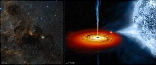 A Stellar Birth Announcement (NASA, Chandra, 11/17/11)