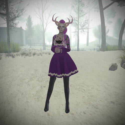 Gossamer dress from hya