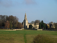 North Luffenham in Rutland