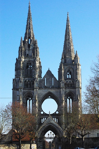 Cathedrale de Soissons