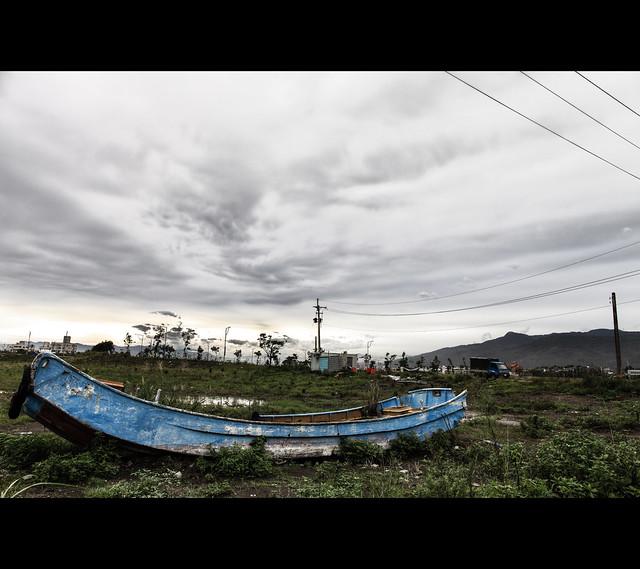 [scenery] 烏石港(black stone port)#3