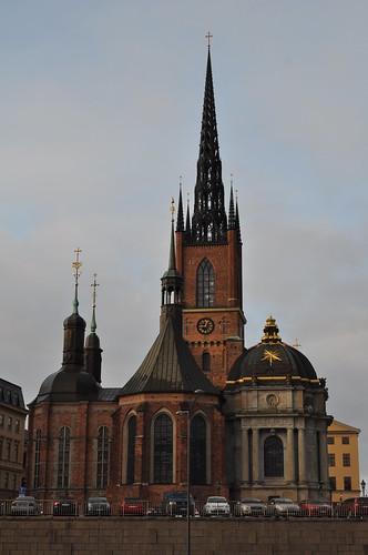 2011.11.10.014 - STOCKHOLM - Gamla stan - Riddarholmskyrkan