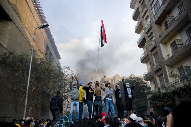 Mohamed Mahmoud Street شارع محمد محمود
