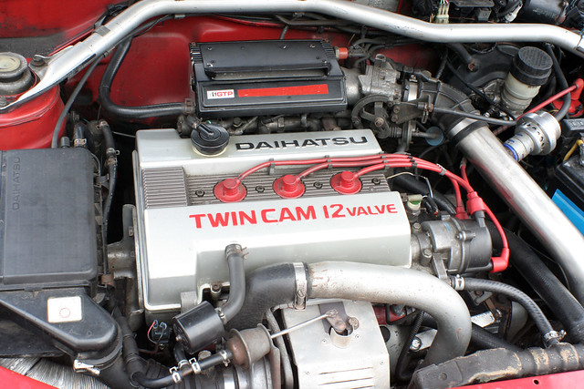 Twin cam 12 valve turbo!