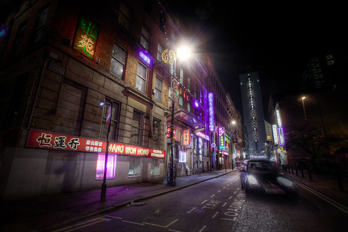 845/1000 - Manchester by Mark Carline