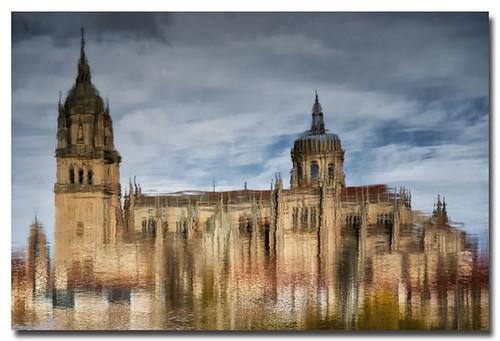 En el río by Andrés Ñíguez