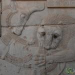 Apadana Palace Reliefs - Persepolis, Iran