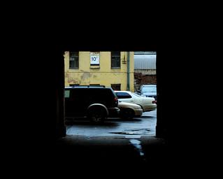(322/365) Courtyard
