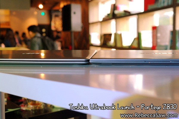Toshiba Ultrabook - Portege Z830-15